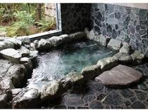 無料の貸切露天風呂