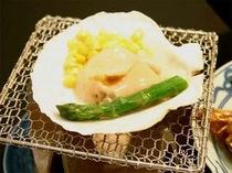 28. ホタテのバター焼き!バターとホタテは相性抜群♪なんとも言えない美味しさです☆