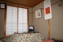 2F・くつろぎの和室