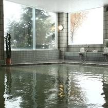 600×600 ゆったりと使える大浴場(男性)