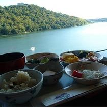 【浜名湖景色&朝食バイキング】