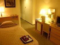 【シングルルーム】部屋