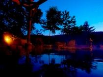 夏の露天(夜)②