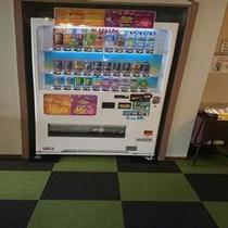 1階自販機は缶コーヒー100円~!(^^)! お買い得です!!