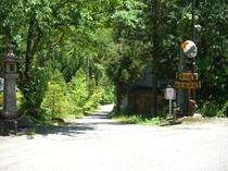 蛍の道入口
