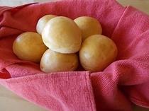 朝食 手作りパン