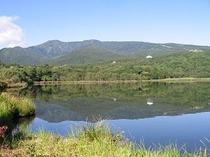 バラギ湖(四阿山)(09.27)