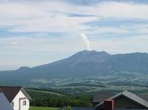 浅間山(8.16)