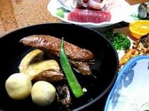 旬魚を使った今日の煮魚料理♪