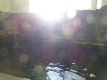 貸切の岩風呂