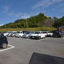 広々した駐車場!