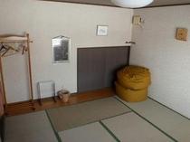 宿内・客室一例/1-4名様用和室