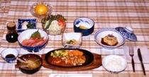 夕食例【和食】