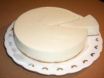 手作りヨーグルトレアチーズケーキ 【大】