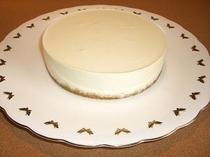 手作りヨーグルトレアチーズケーキ 【小】