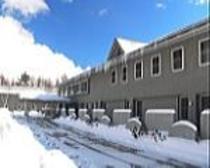 冬の施設全景