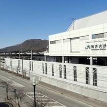 軽井沢の風景(軽井沢駅周辺)