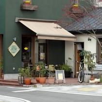 軽井沢の風景(軽井沢本通周辺)