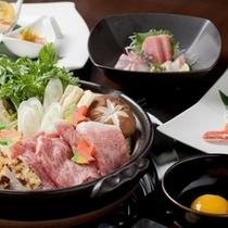 牛すき鍋(イメージ)