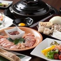 軍鶏鍋(イメージ)