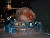 全国でもまれな宇宙科学博物館