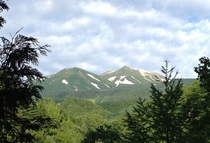 夏 乗鞍岳 1