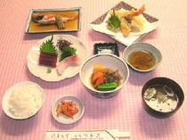 和食 夕食の一例