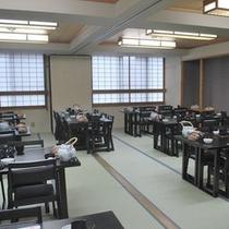 朝食会場(広間)