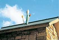 「本の家」の大きな本の屋根