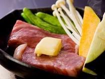 三河牛ステーキ(一例)別注料理1人前よりご予約可能