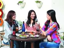 ラグーナテンボス】ビールとワイン祭り(ワイン)