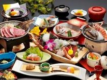 和食会席イメージ【竹取会席】