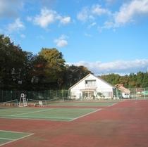 ■テニスコート