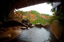 花別荘【岩風呂】