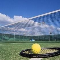 屋外テニスコート1部1,000円(税込)午前・午後の2部制