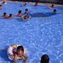 お子様も安心・安全♪幼児用プールもございます。