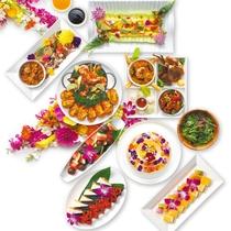 2016年7月16日~8月30日 今年のテーマは「トロピカル」夏を彩る南国風お料理が満載!