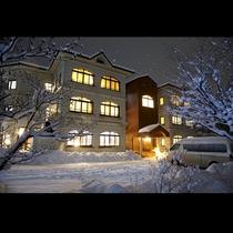 ベルツ 冬景色2