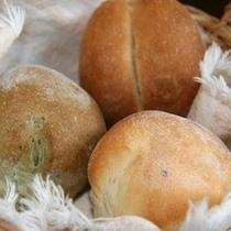 ◎焼きたてパン!