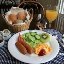 ◎朝食1例