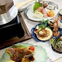 ■海鮮釜めし&海の幸会席(一例)■