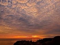 夕焼雲…幻想的な景色が綺麗です♪