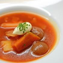 【美味礼讃】ボルシチのスープ