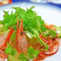 【美味礼讃】海の幸のマリネ サラダ仕立て