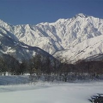 ☆周辺・景色_冬の白馬 (5)
