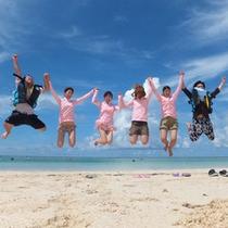 *【はての浜】美しい海での魚たちとの出会いは一生の思い出になるはず!