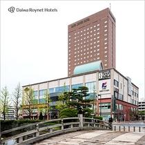 ダイワロイネットホテル和歌山_外観