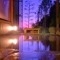 幻想的な景色と極上の温泉をお楽しみ下さい。