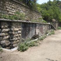 北部砲台跡