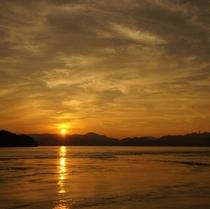 大久野島からみた風景②